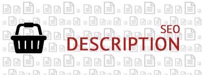 Что такое тег Description и как его правильно составить для страниц интернет-магазина: категорий, товаров и главной страницы