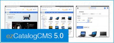 Новая версия системы управления интернет-магазином ezCatalog.CMS 5.0